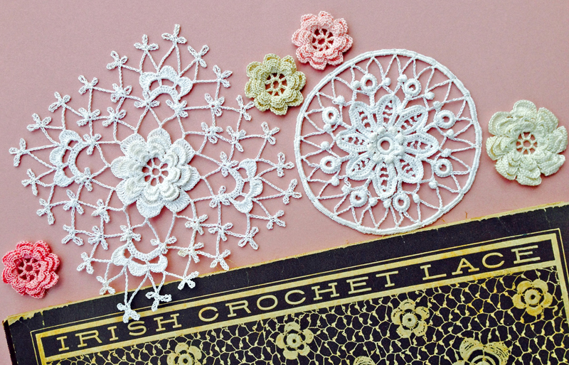 DMC Irish Crochet Lace 800px