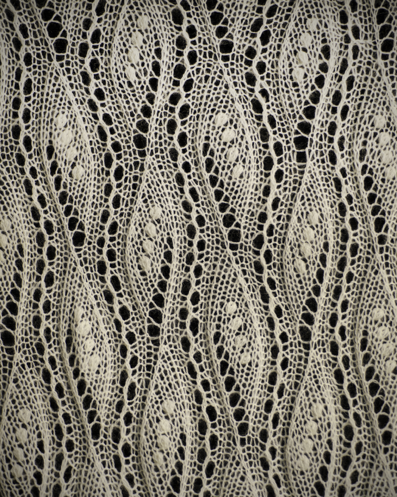 Knitted Lace Pattern : Crochet and Knit Archives -Lace Buttons