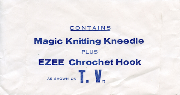 EZEE crochet hook envelope 600px