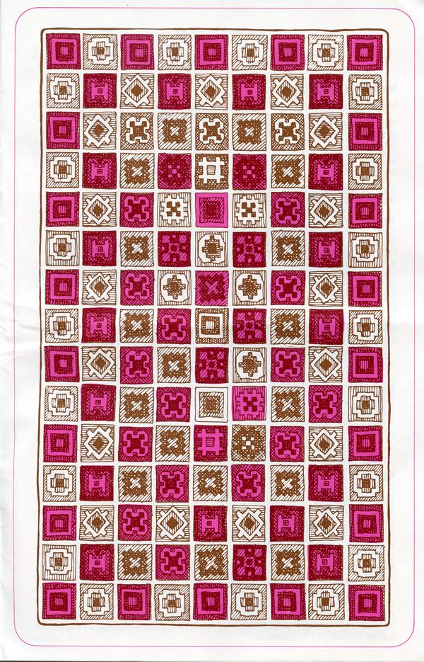 Magic Knitting Kneedle instruction book p 13 600px