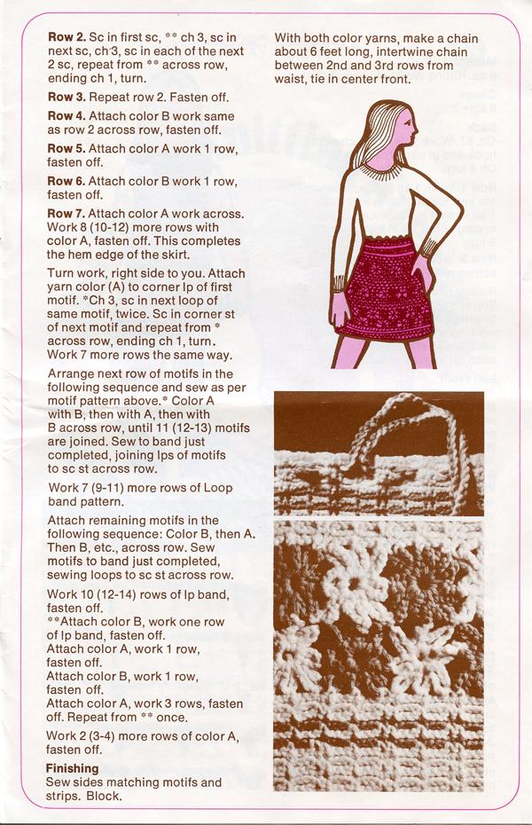 Magic Knitting Kneedle instruction book p 15 600px
