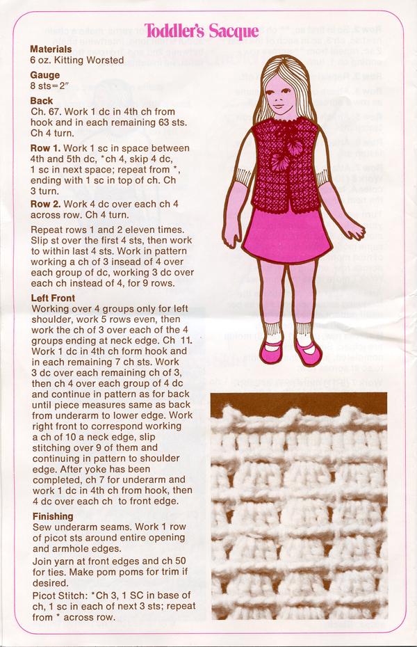 Magic Knitting Kneedle instruction book p 16 600px