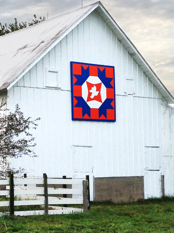 Reesers barn quilt 800px