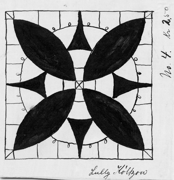 Lully Koltzow pattern 4