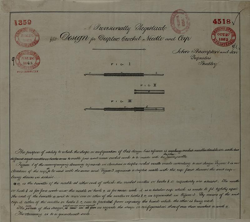 608-1862-10-27-bt45-023-4518-shrimpton-john-duplex-crochet-needle-and-cap-the-national-archives-800px